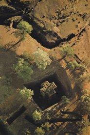 Image of St George Beta Gyorgos in Lalibela, Ethiopia