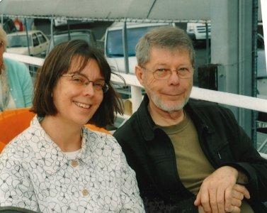 Katharine and John