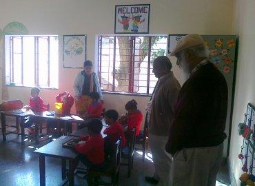 Image of Sharp Memorial School for the Blind Dehra Dun, India