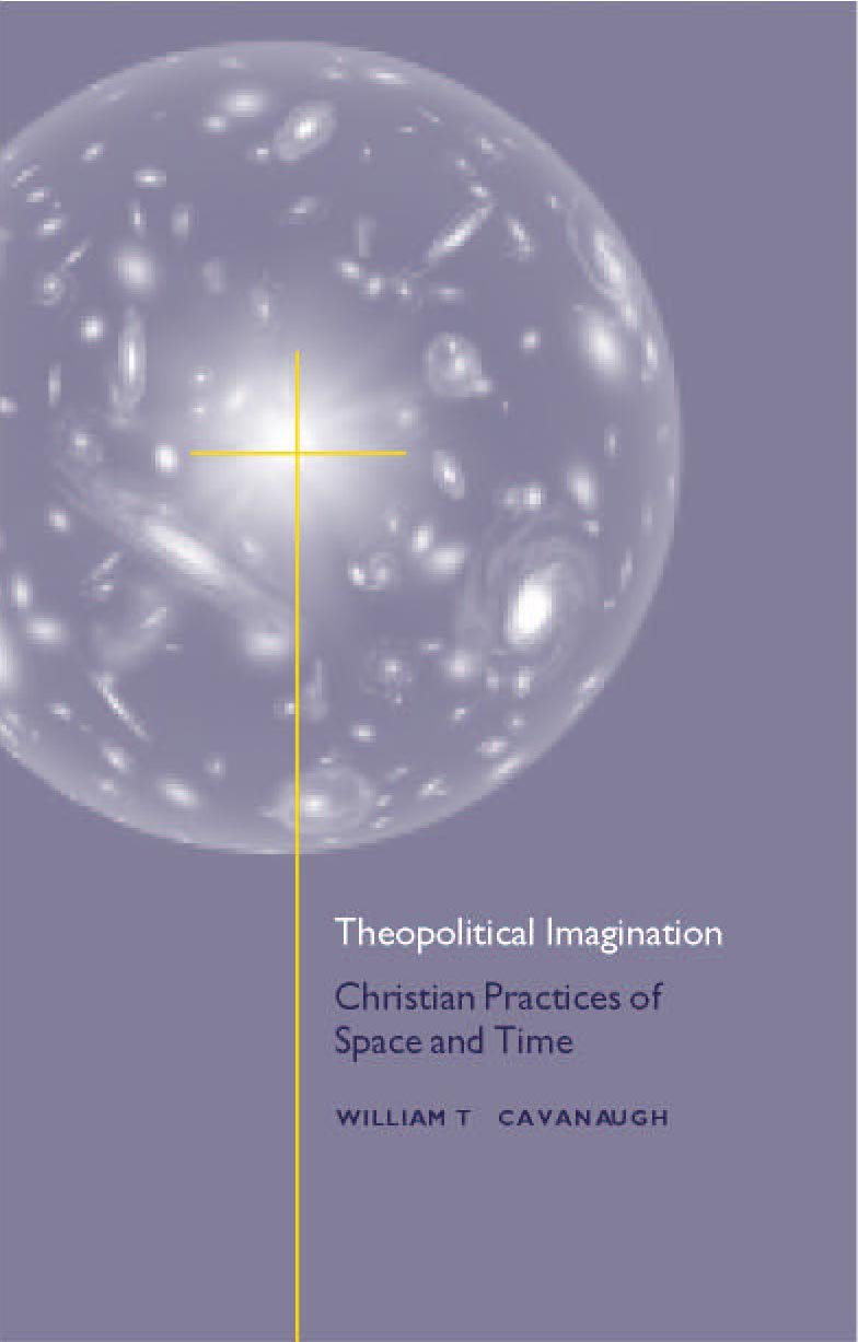 Image of Theopolitical Imagination cover