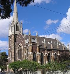 Image of Union Memorial Church