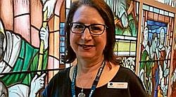 Lauren Mosso in Epworth Chapel